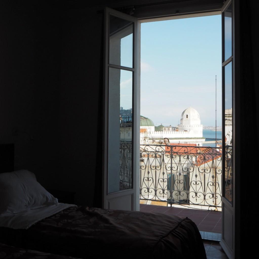 Näkymä Hotel Albert 1er