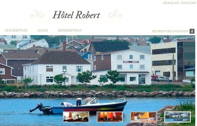 Hotel Robert St Pierre