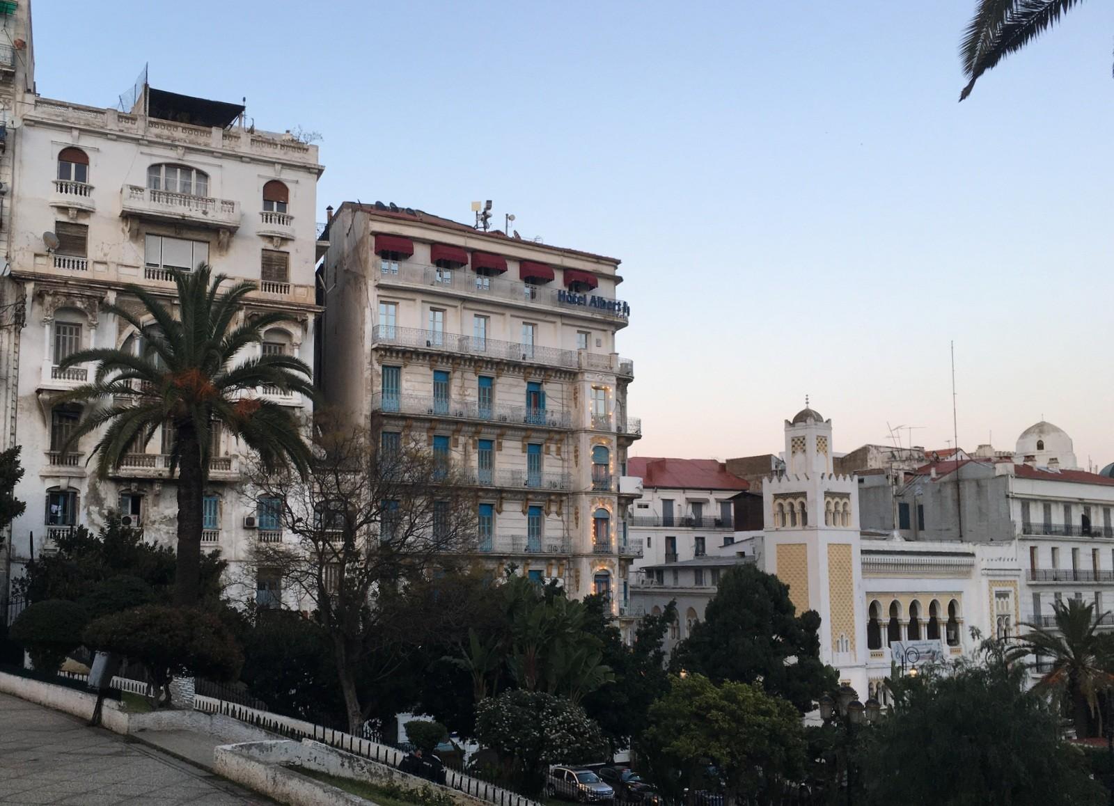 Albert 1er Algiers