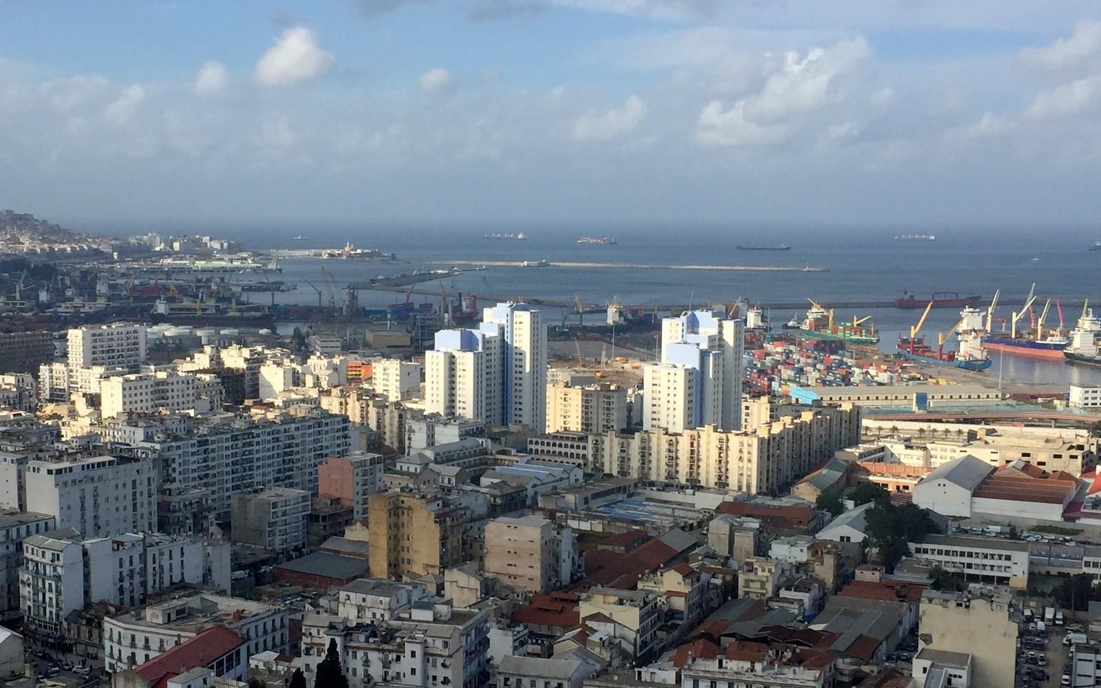 Alger Algiers