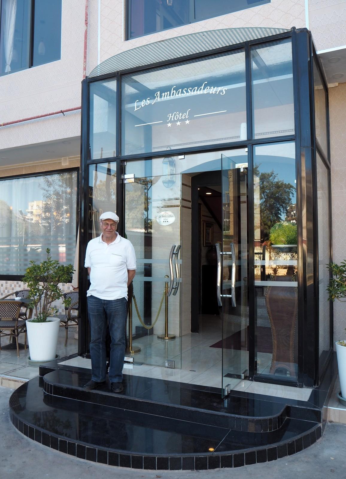 Hotel Les Ambassadeurs Oran Algeria