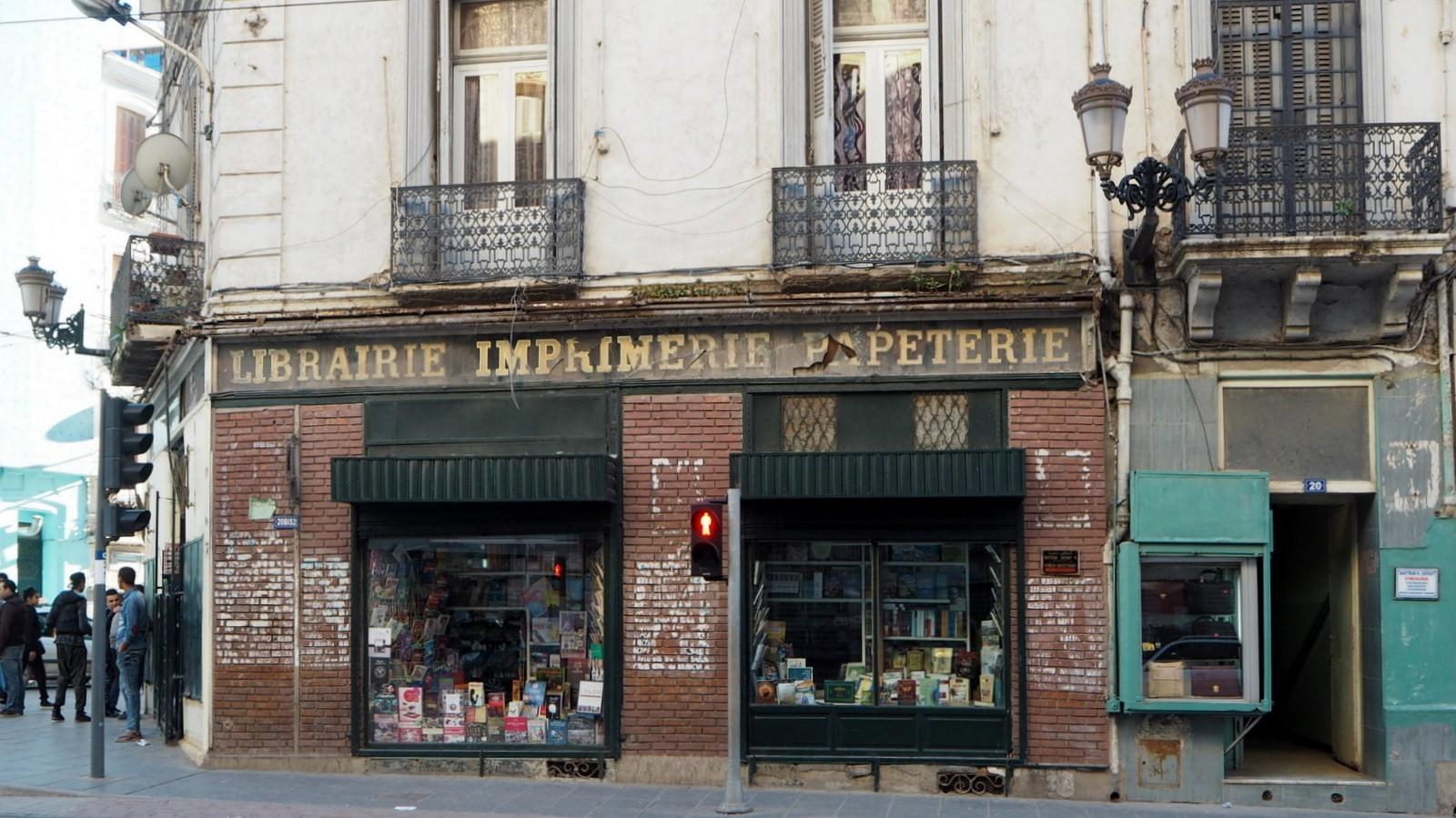 Kirjakauppa Oranissa