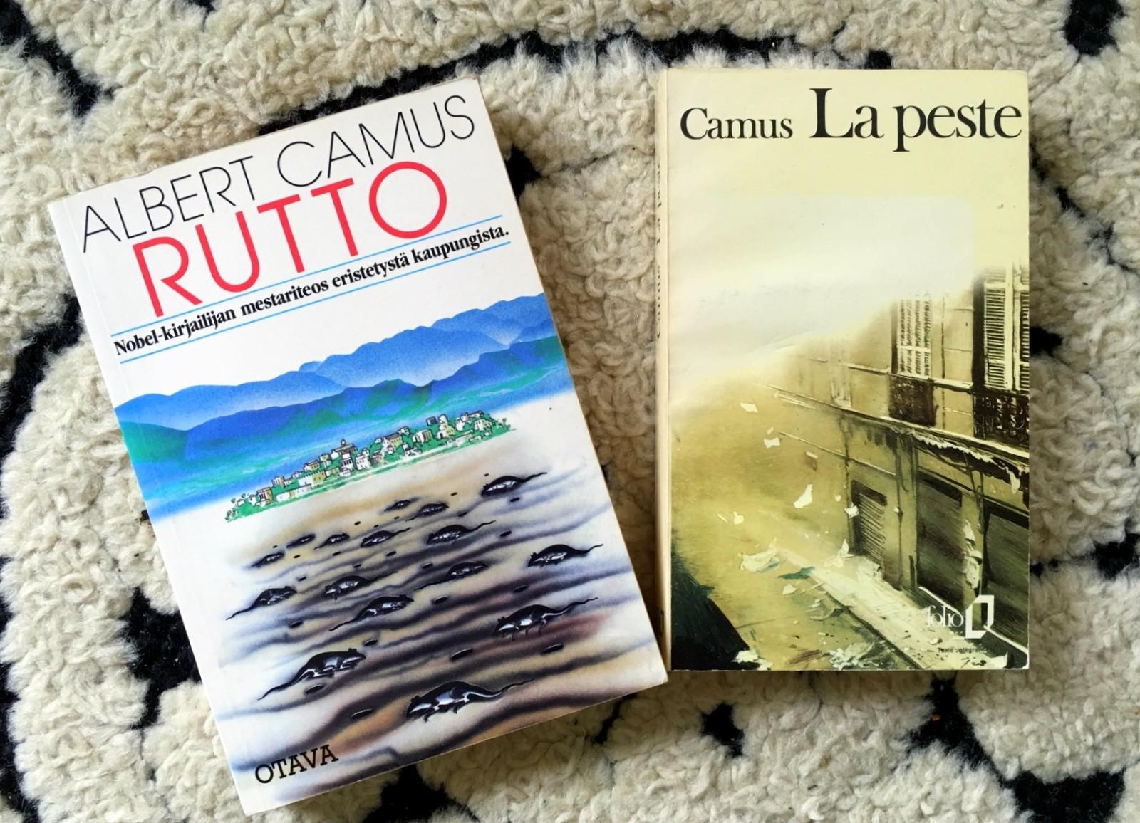 Camus Rutto La Peste
