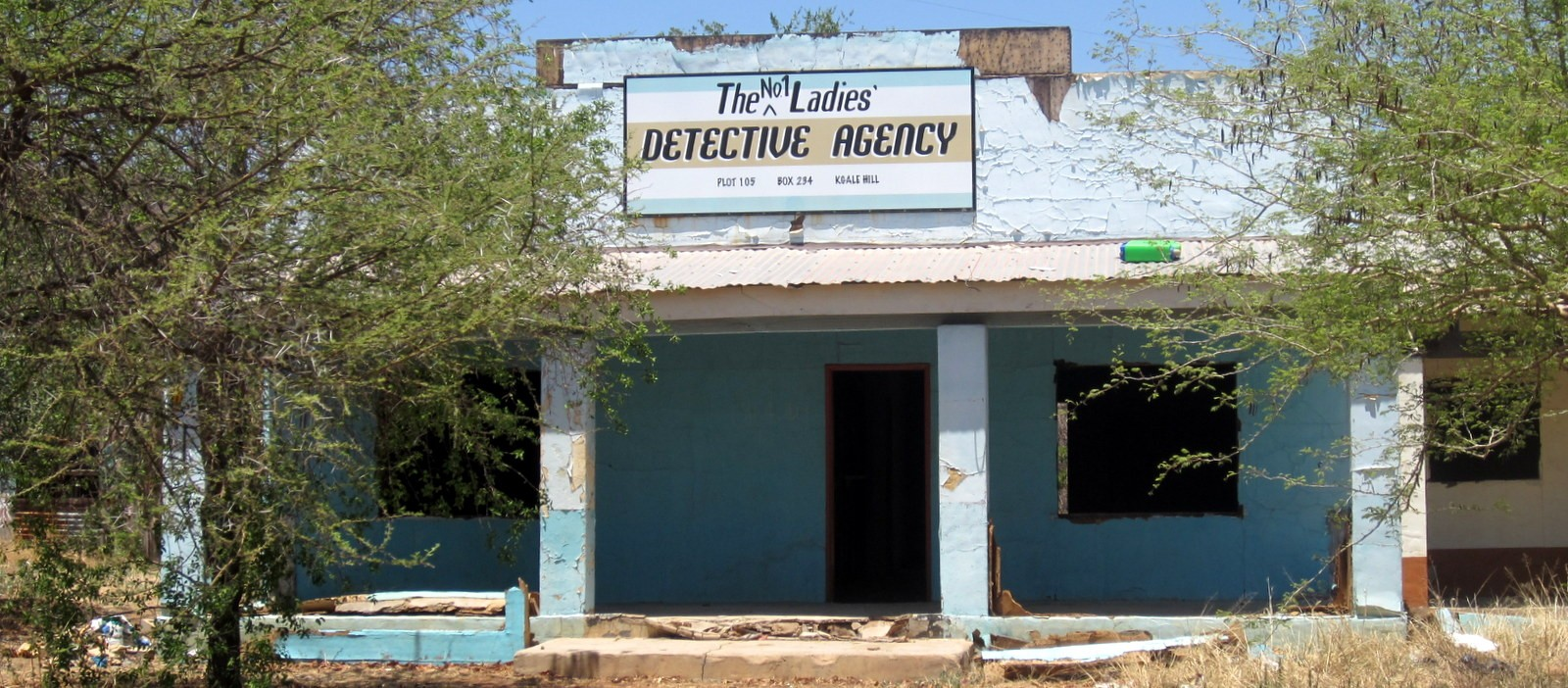 No 1 Ladies Detective Agency Gaborone