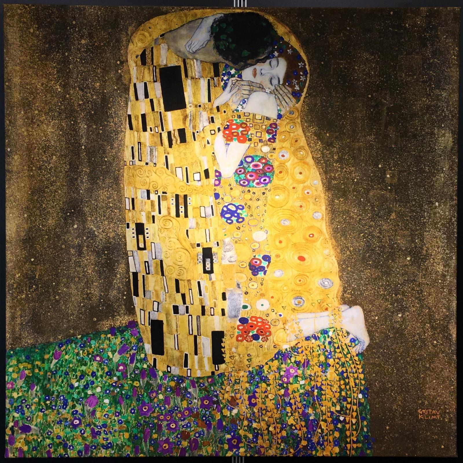 The Kiss Klimt