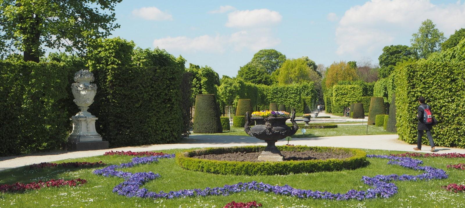 Schönbrunn feature