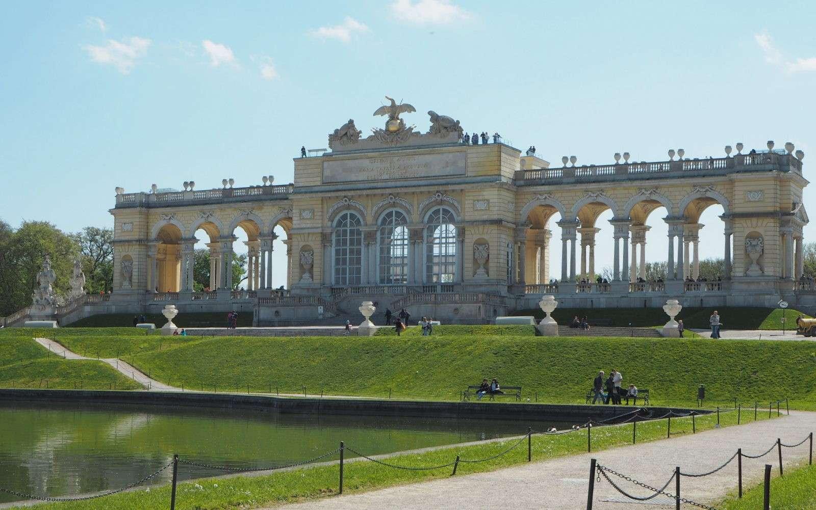 Schönbrunn Gloriette