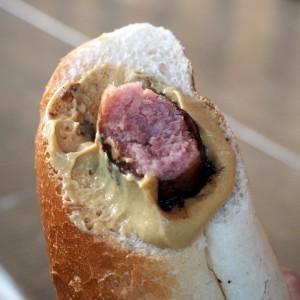 Hot dog wieniläisittäin