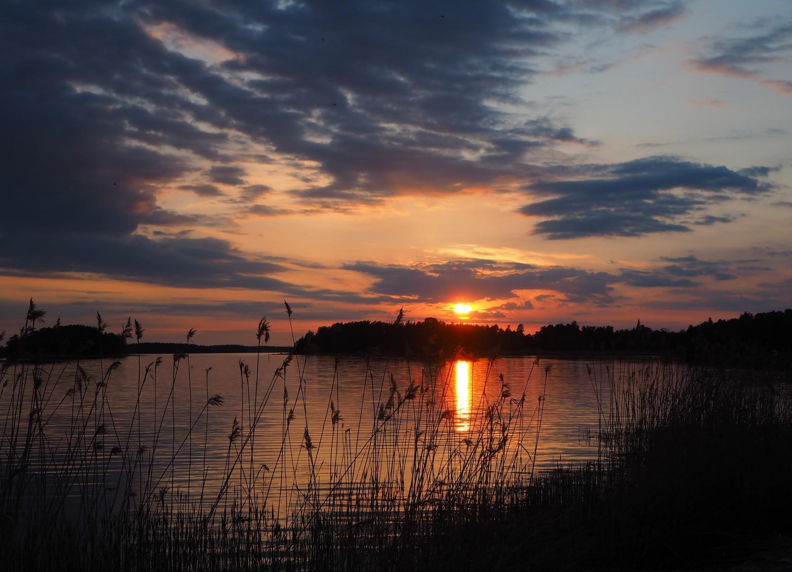 Auringonlasku Naantalin kylpylä
