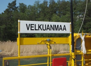 Velkuanmaan lossi