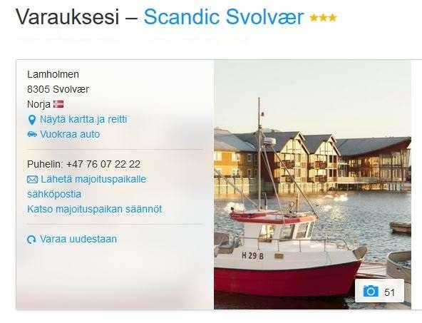 Scandic Svolvaer