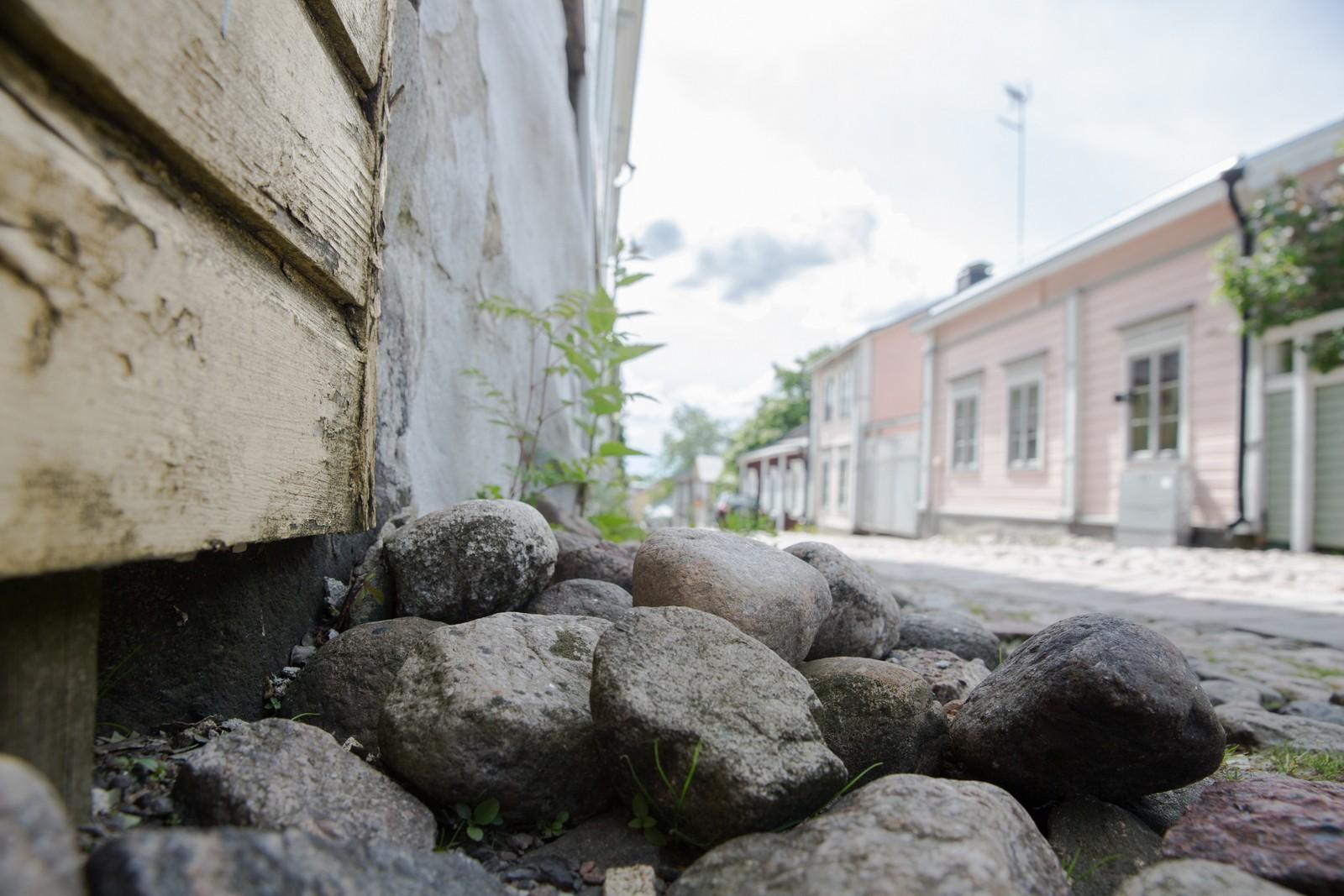 Kuvakulma, katu - Annika Segerstråle-Lötjönen