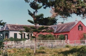 Napoleonin talo St Helena 1988