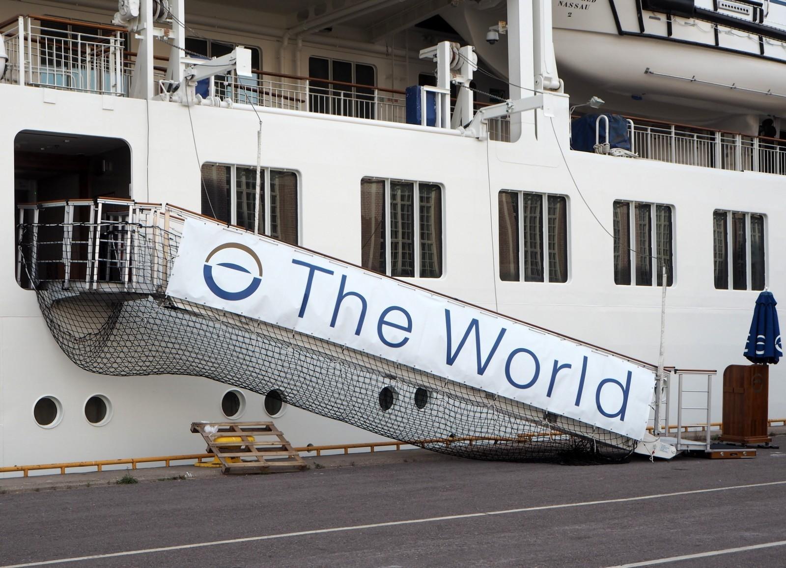 The World Helsingissä