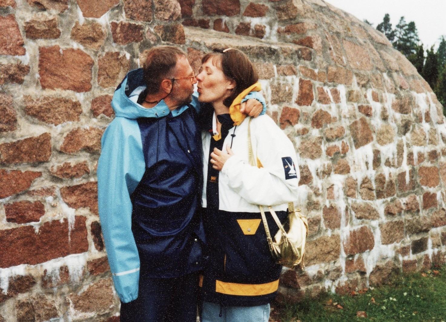 Bomarsundissa 1996