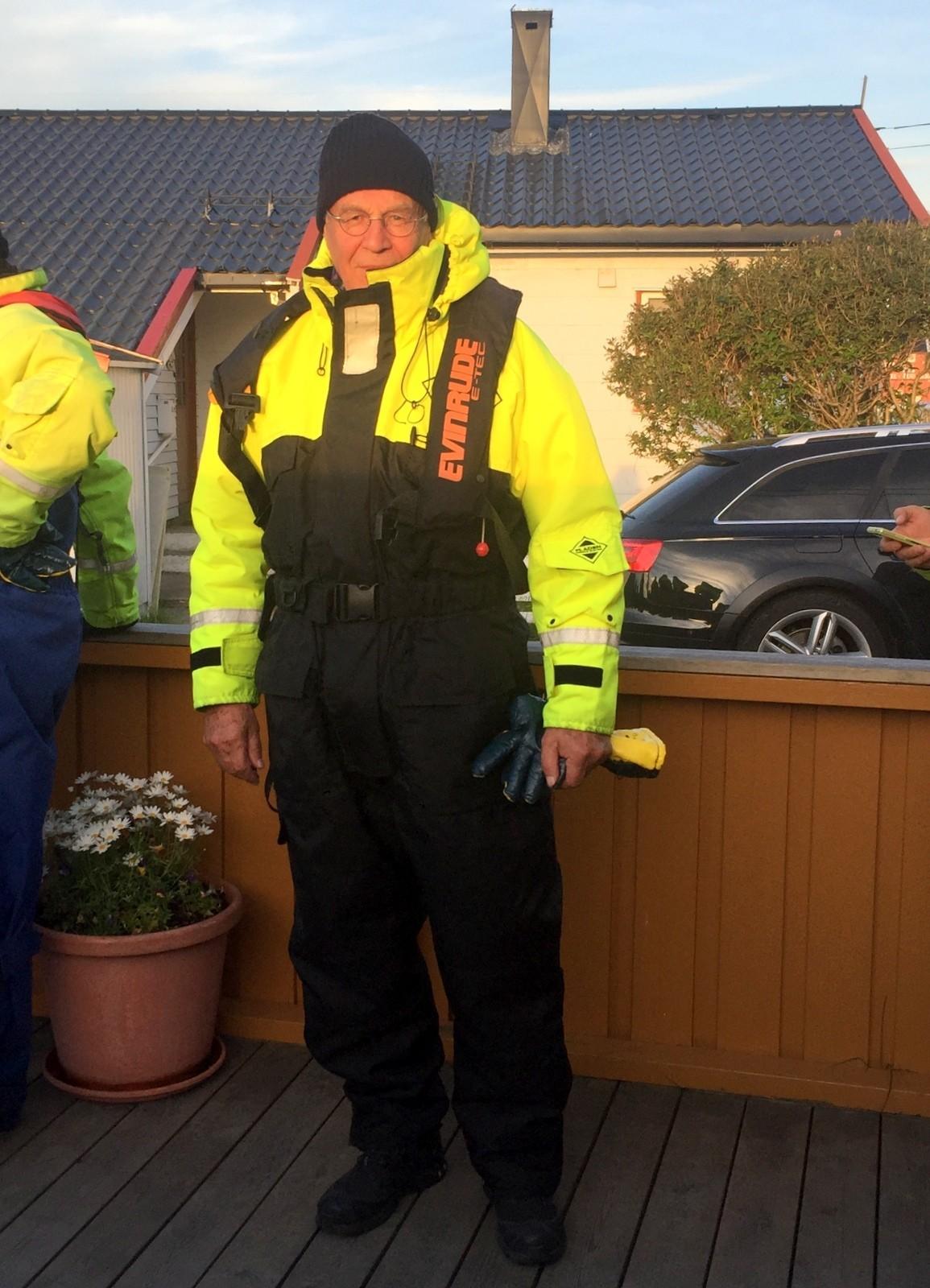 Valmiina Norjanmerelle