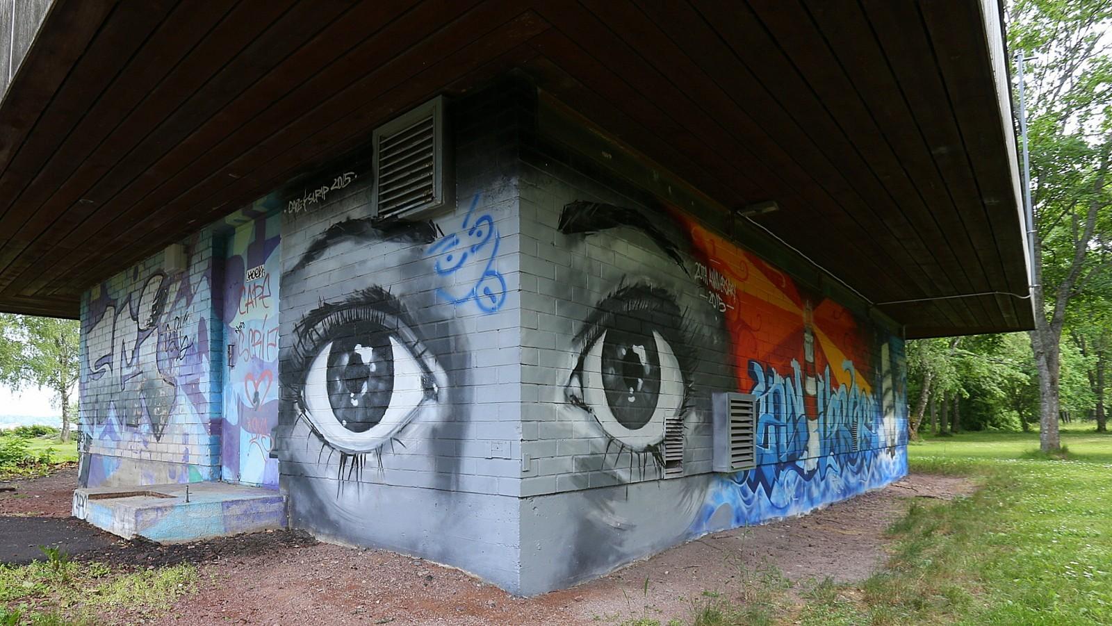 Graffiti Maarianhamina