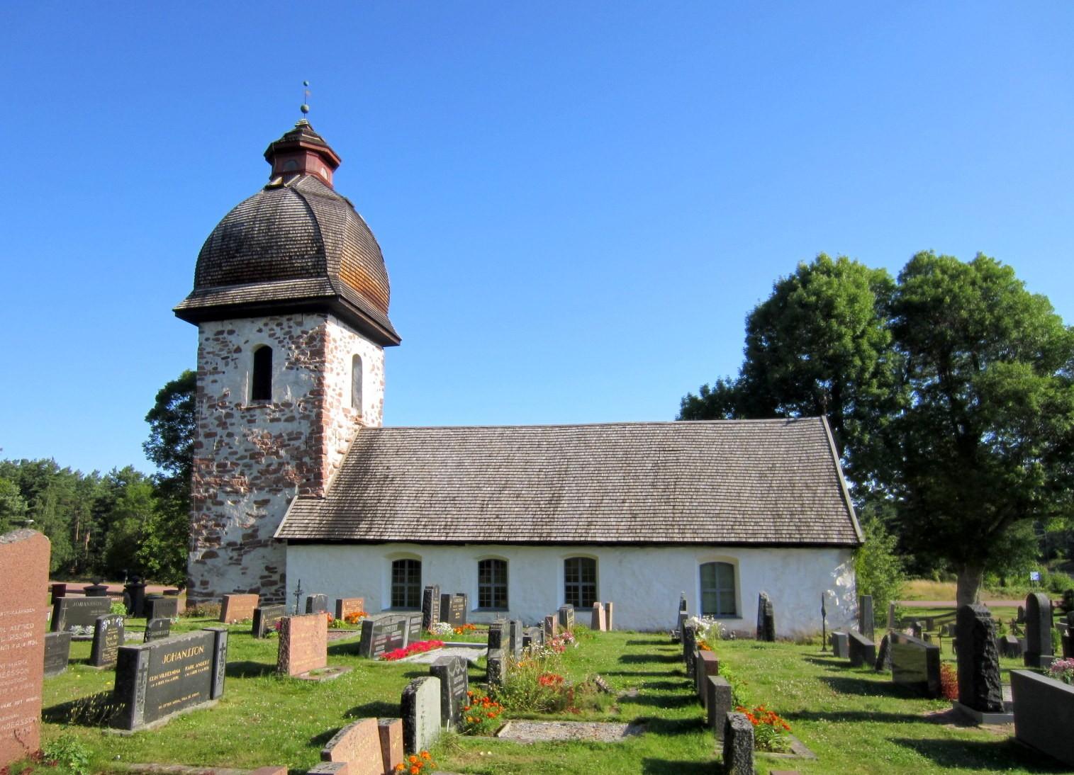 Vårdön kirkko
