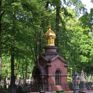 Ortodoksinen hautausmaa