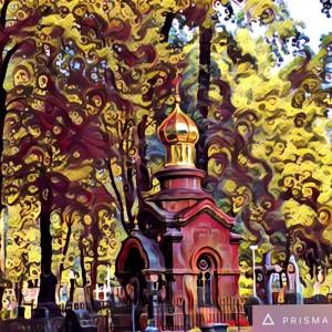 Ortodoksinen hautausmaa Prisma