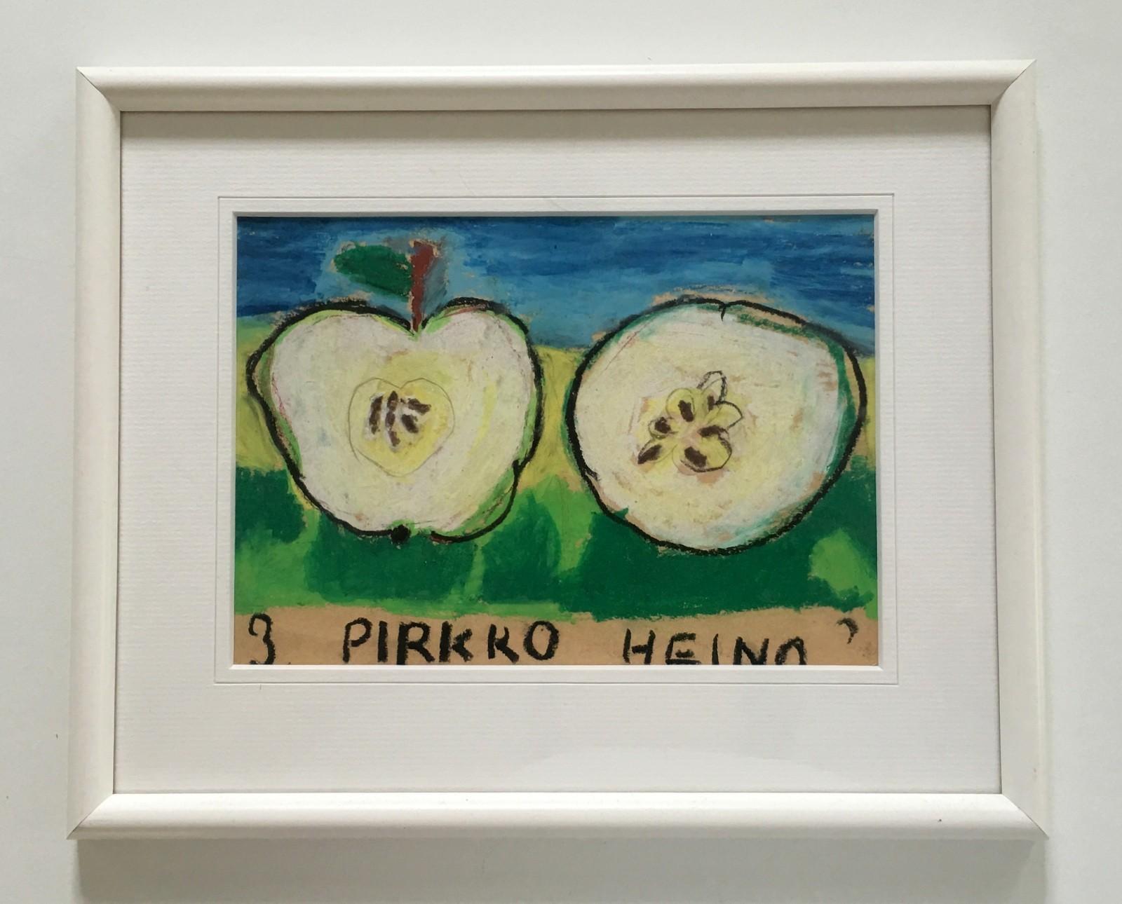 Omena taiteilija Heino