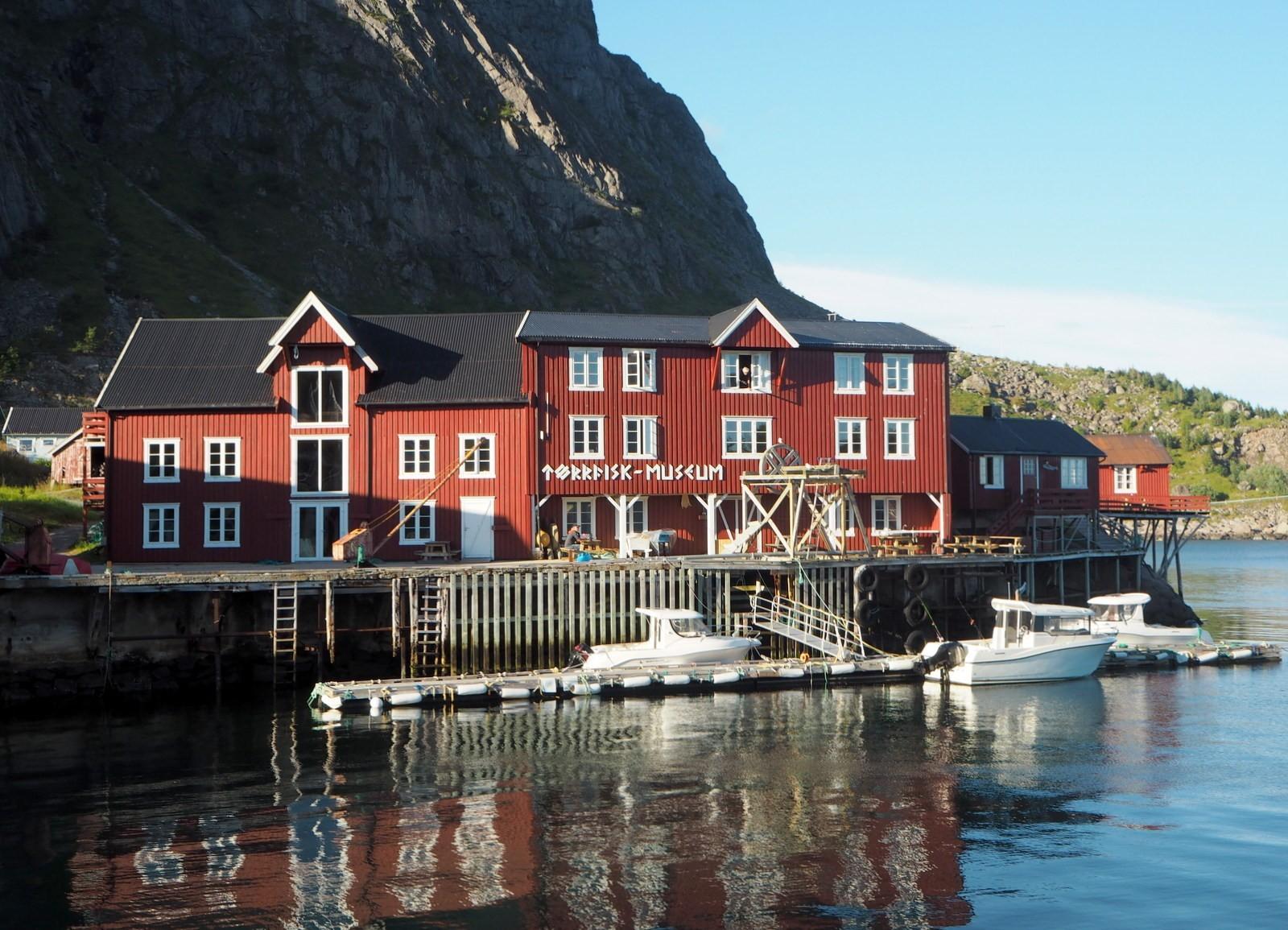 Å, Norway