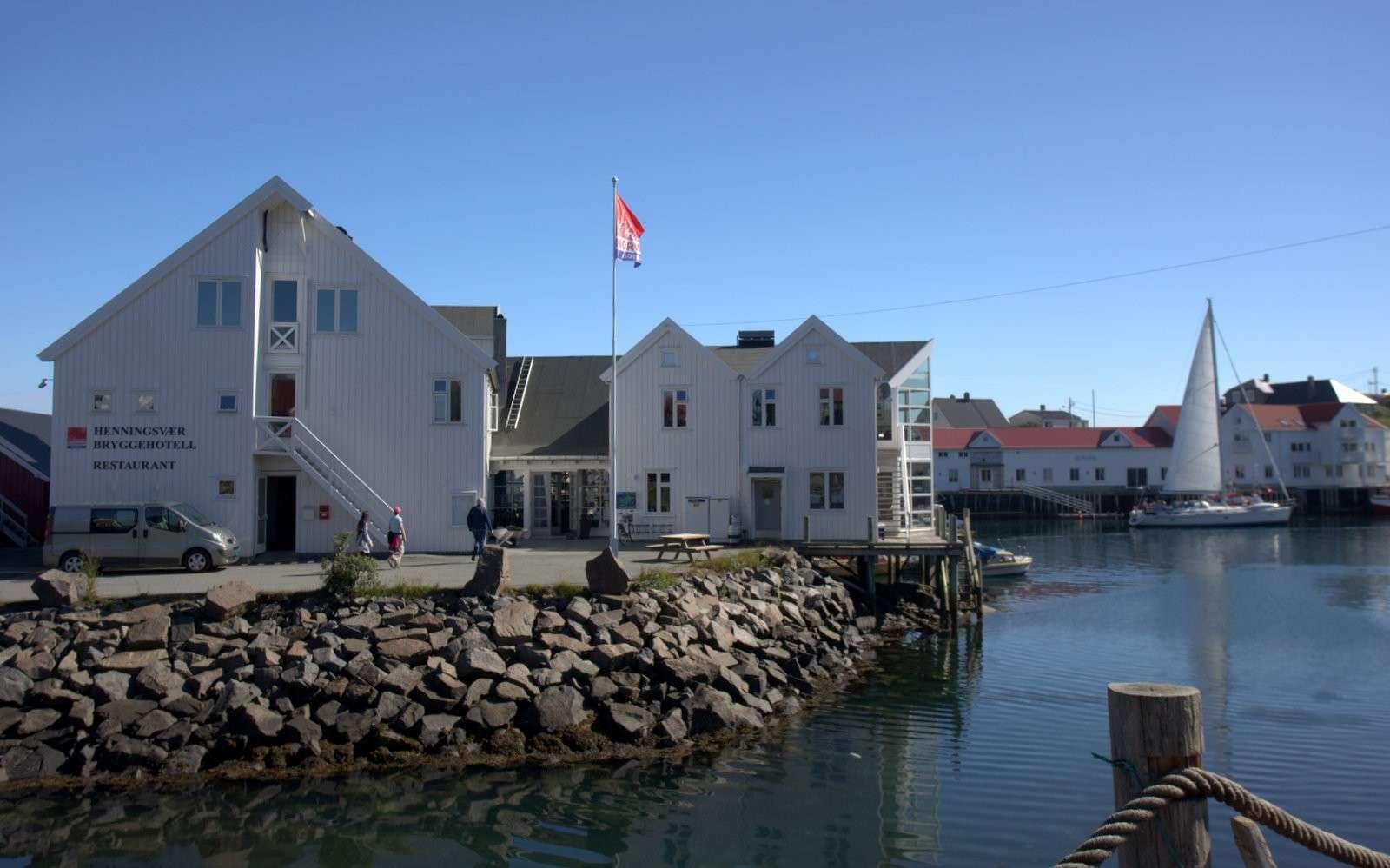 Henningsvaer Bryggehotel