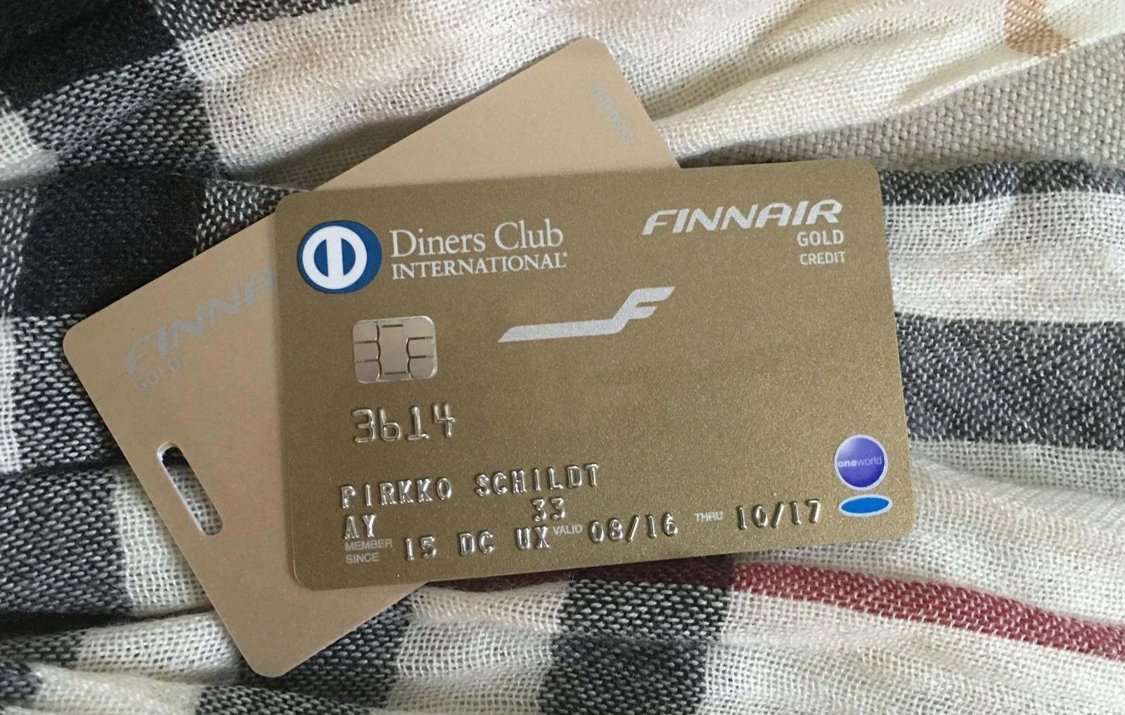 Finnair Gold