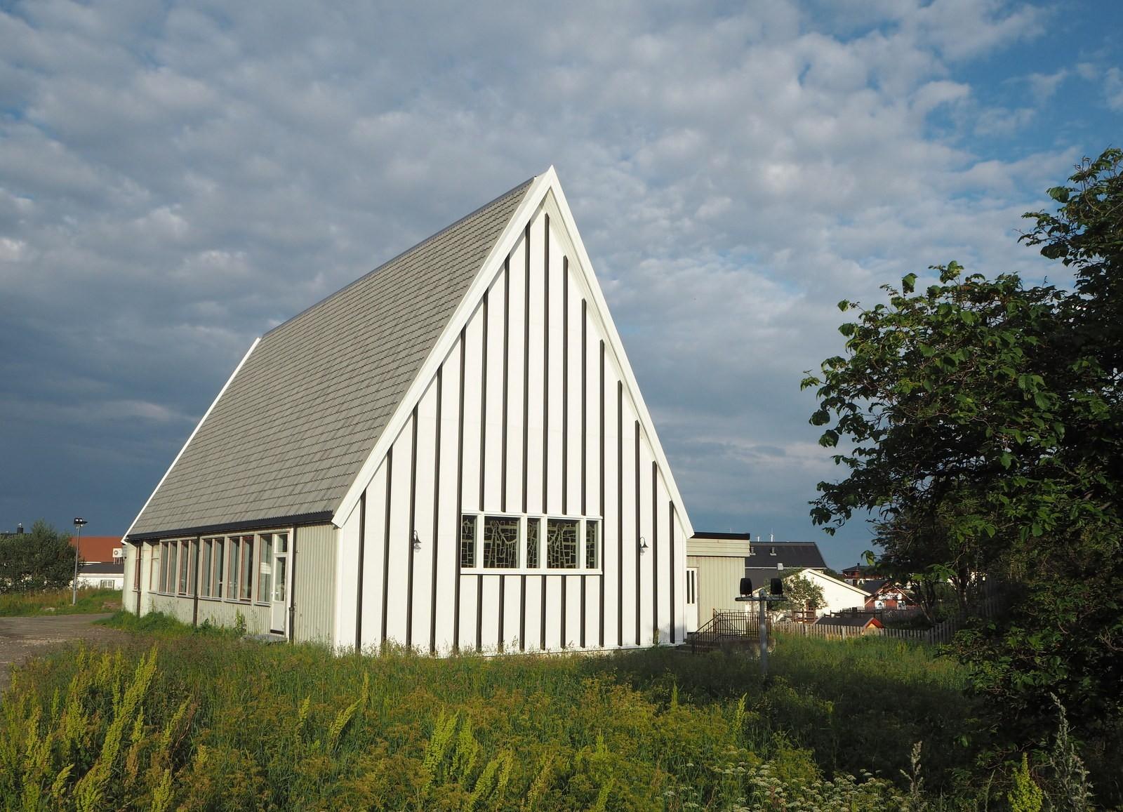 Henningsvaer kirkko