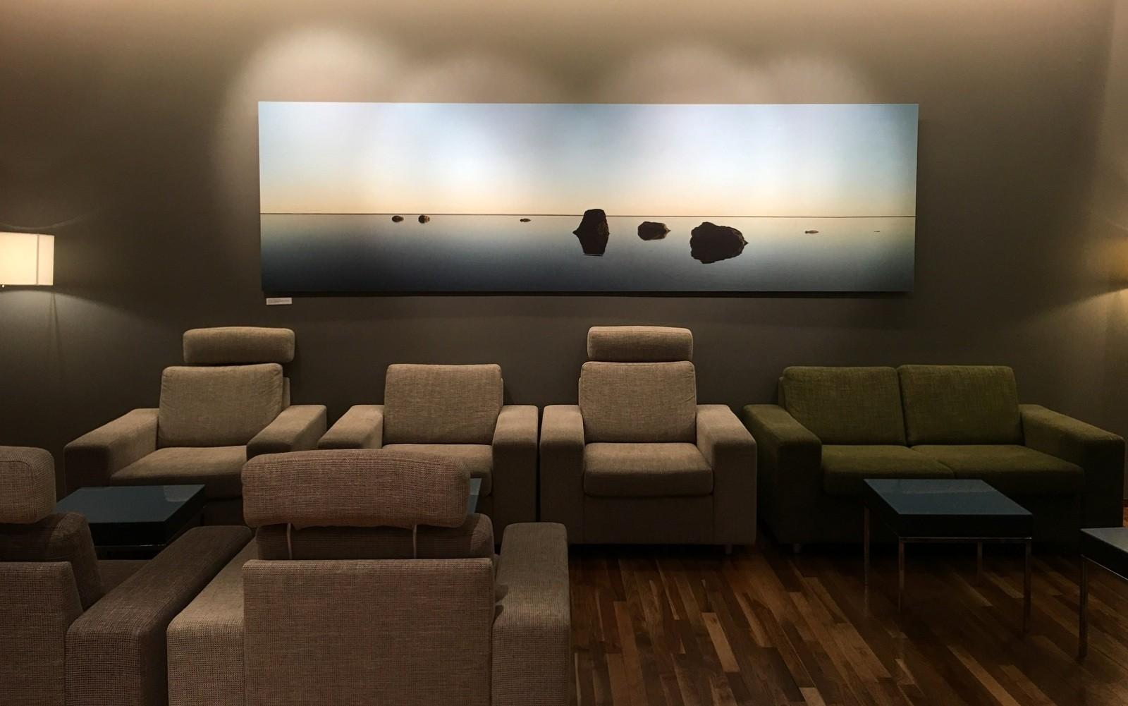 Saga Class Lounge Reykjavik
