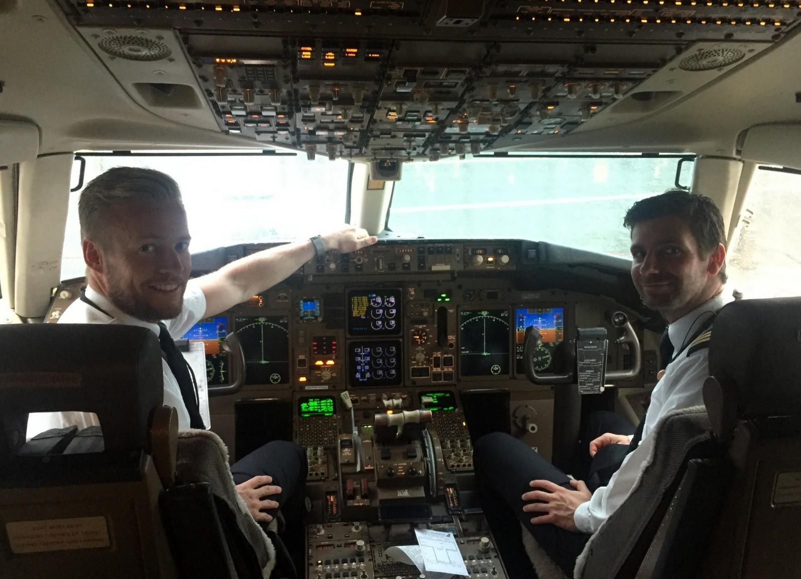 Lähdössä Reykjavikiin Icelandairillä