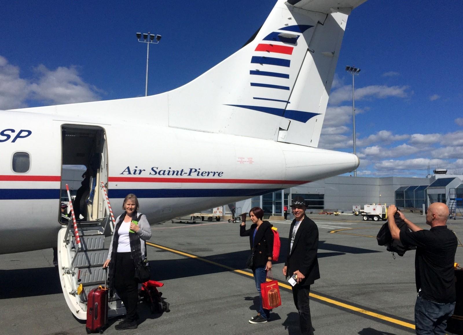 Air Saint-Pierre