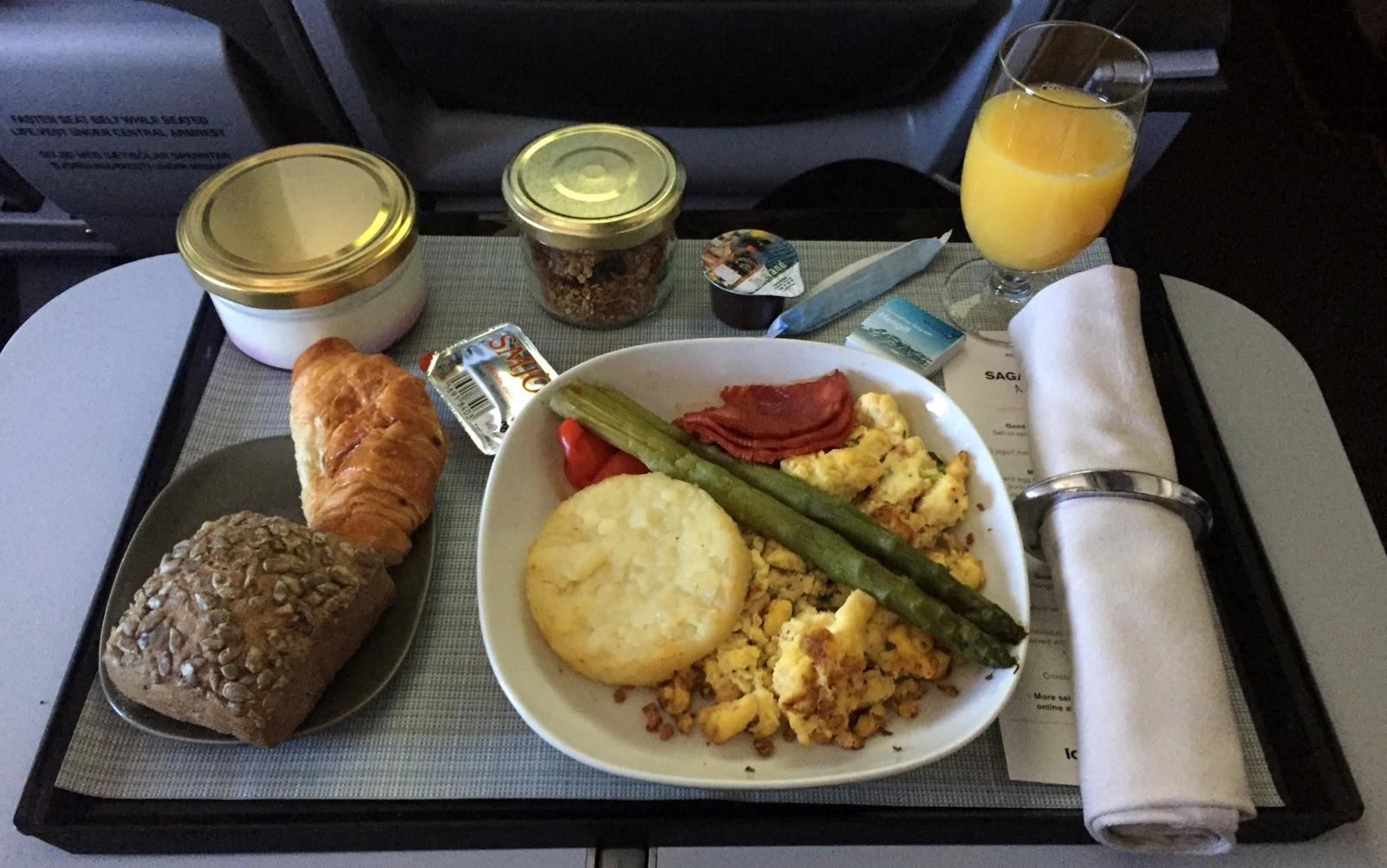 Aamiainen Saga Class