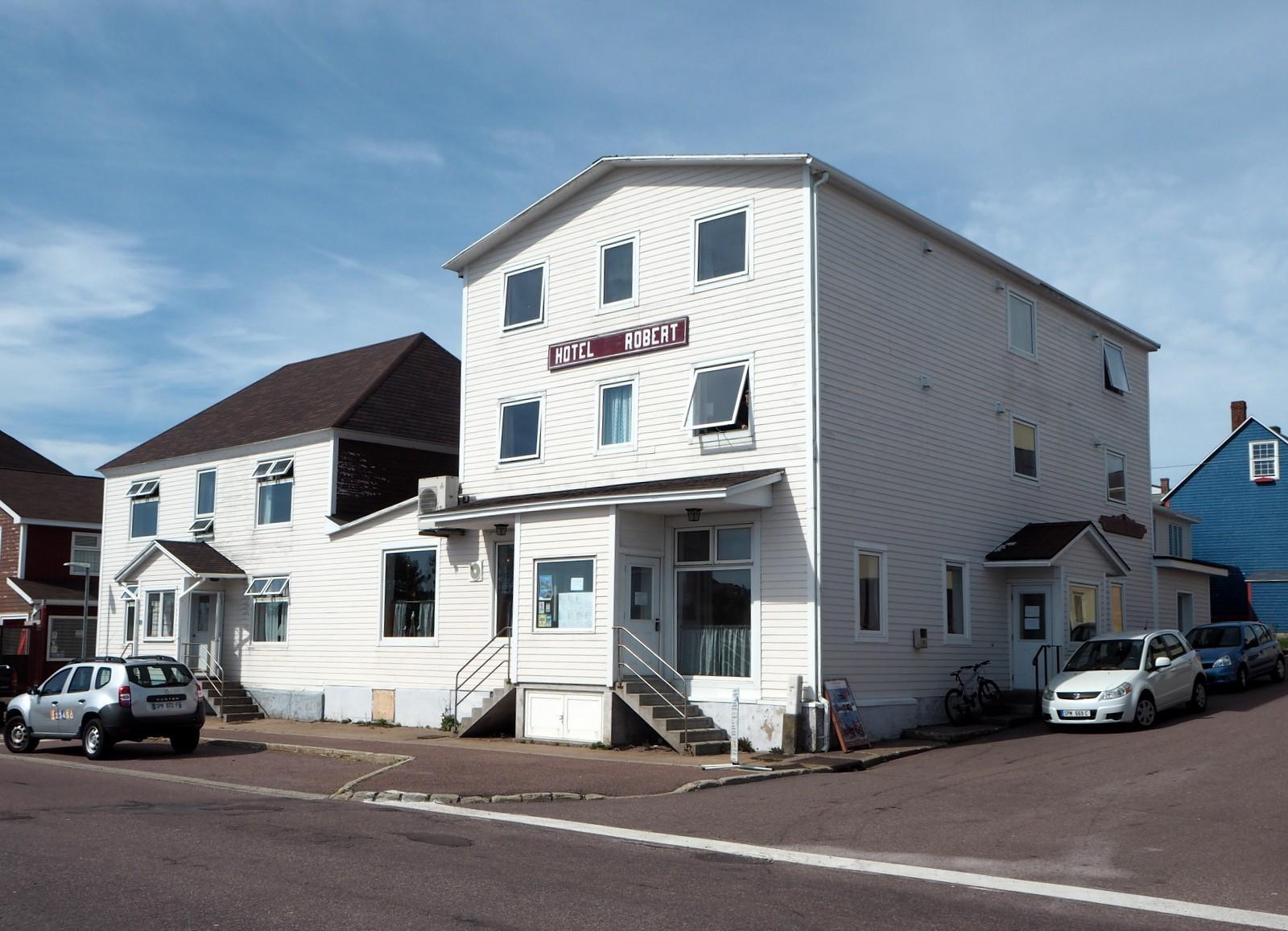 Hotel Robert Saint-Pierre