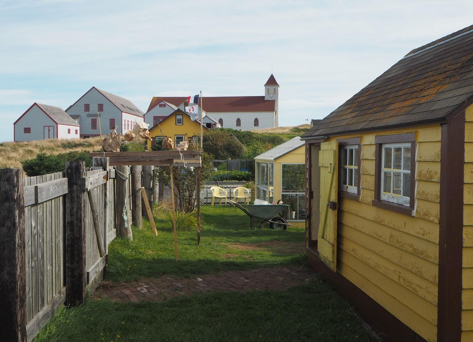 Île aux Marins Saint-Pierre et Miquelon