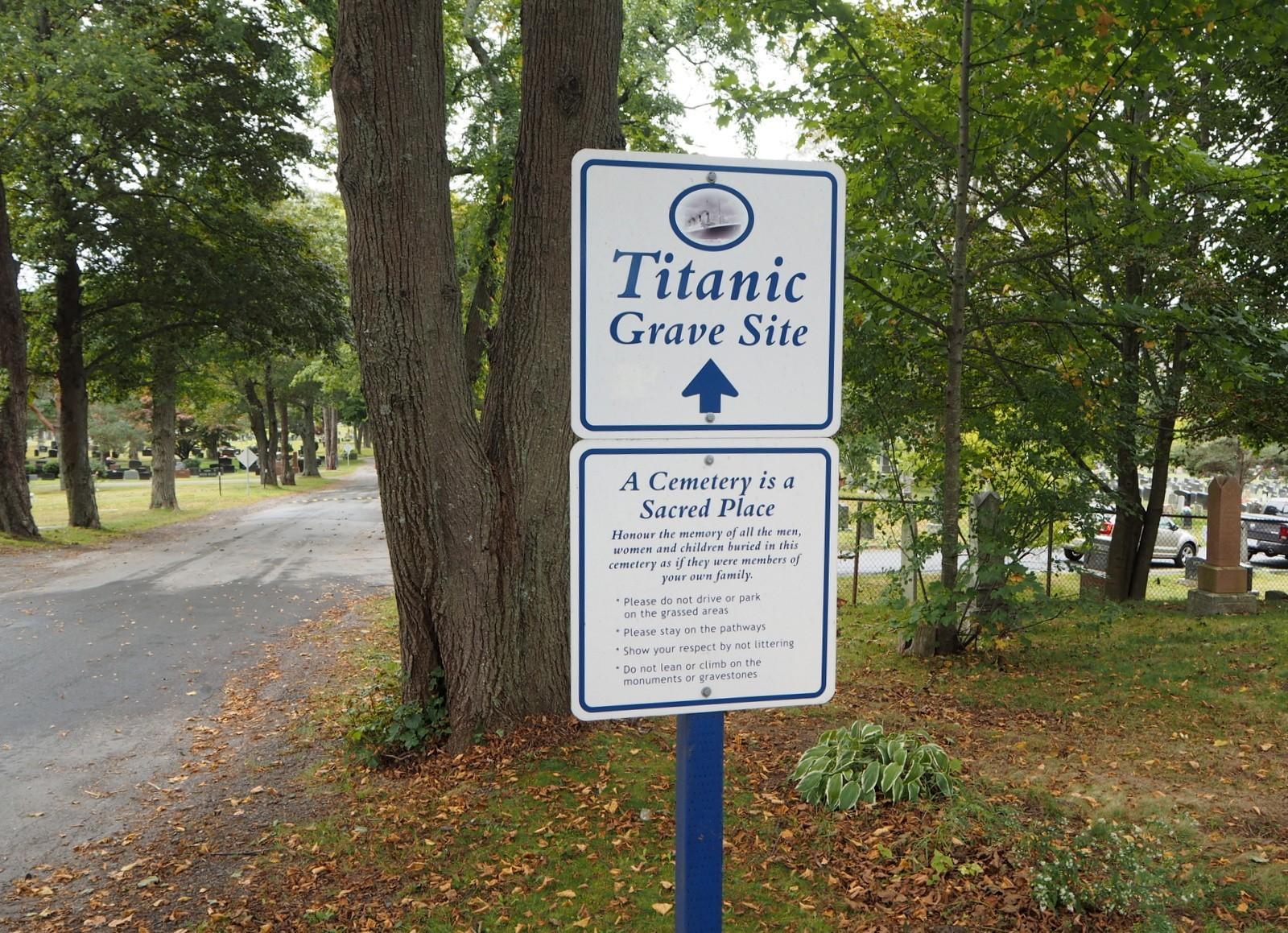 Fairview Lane Cemetery Halifax