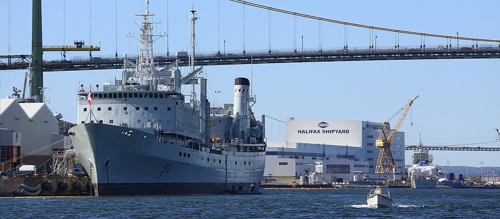 Halifax feature