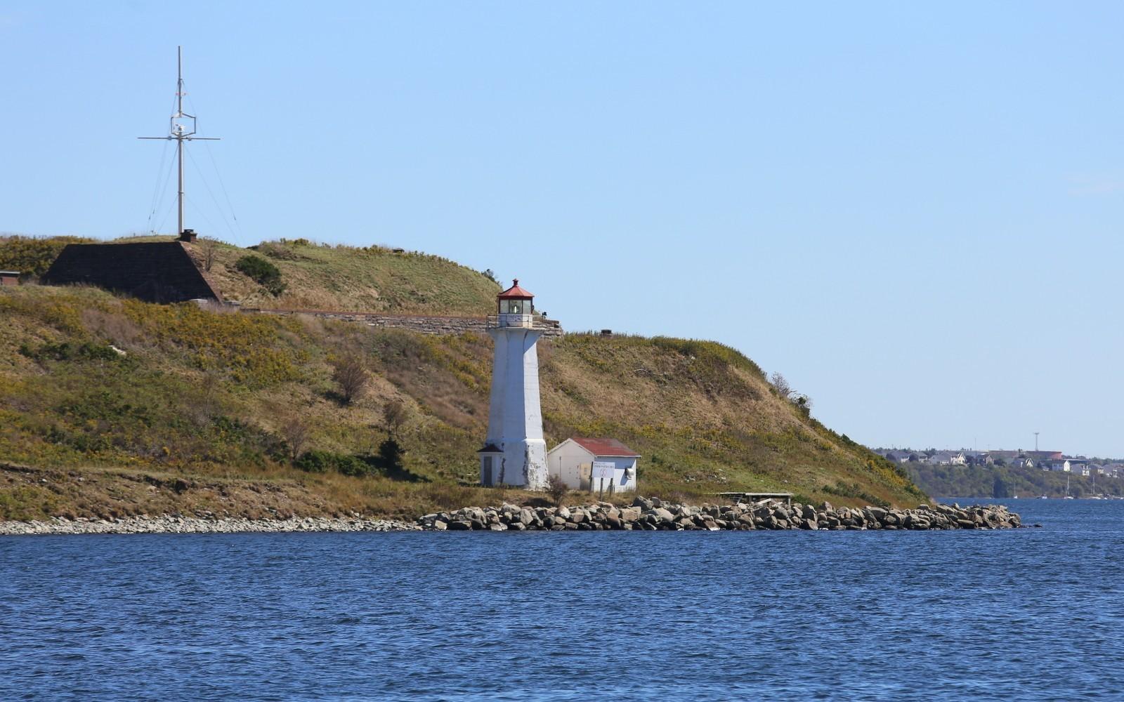 George's Island lighthouse Halifax