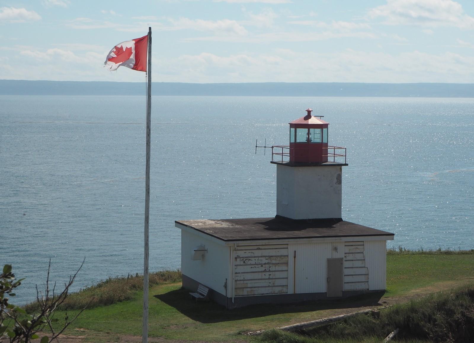 Cape d'Or lighthouse Nova Scotia
