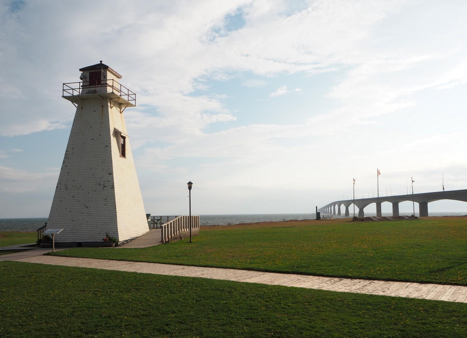 Border-Carleton lighthouse PEI