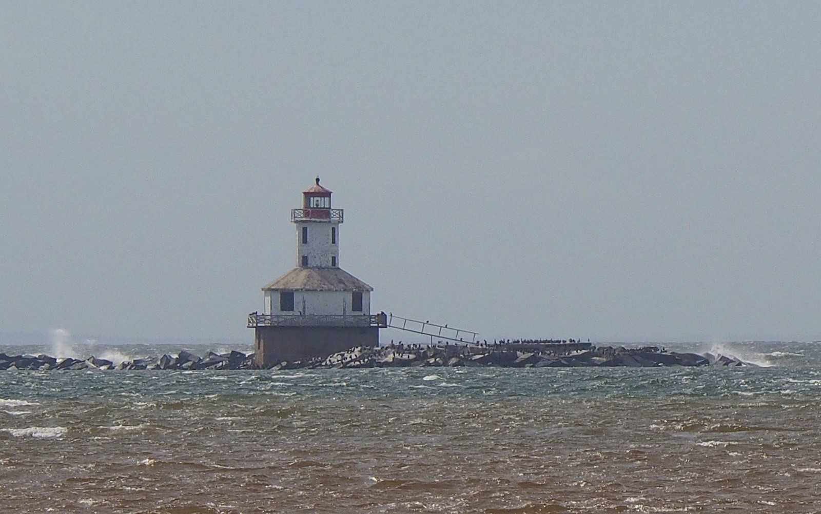 Indian Harbour lighthouse PEI