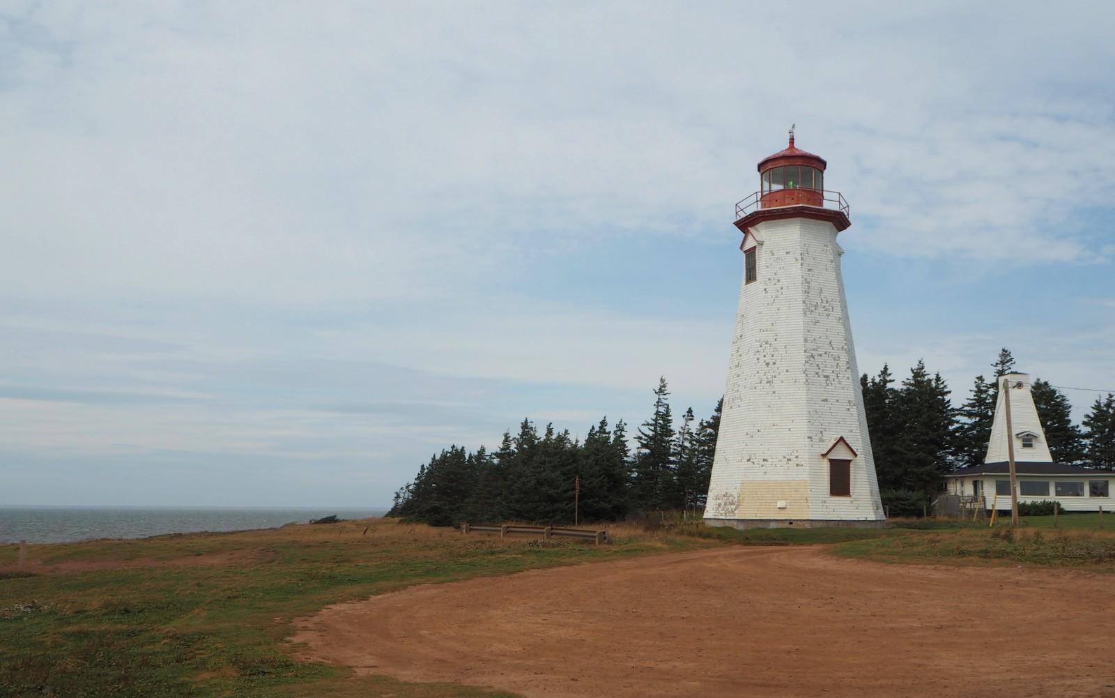 Seacow lighthouse PEI