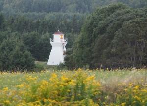 Rocky Point lighthouse PEI