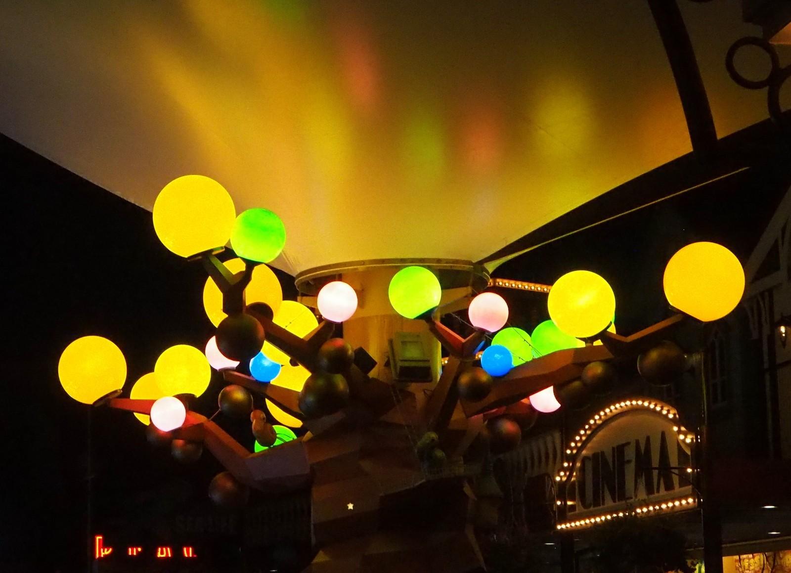 Linnanmäen valokarnevaalit