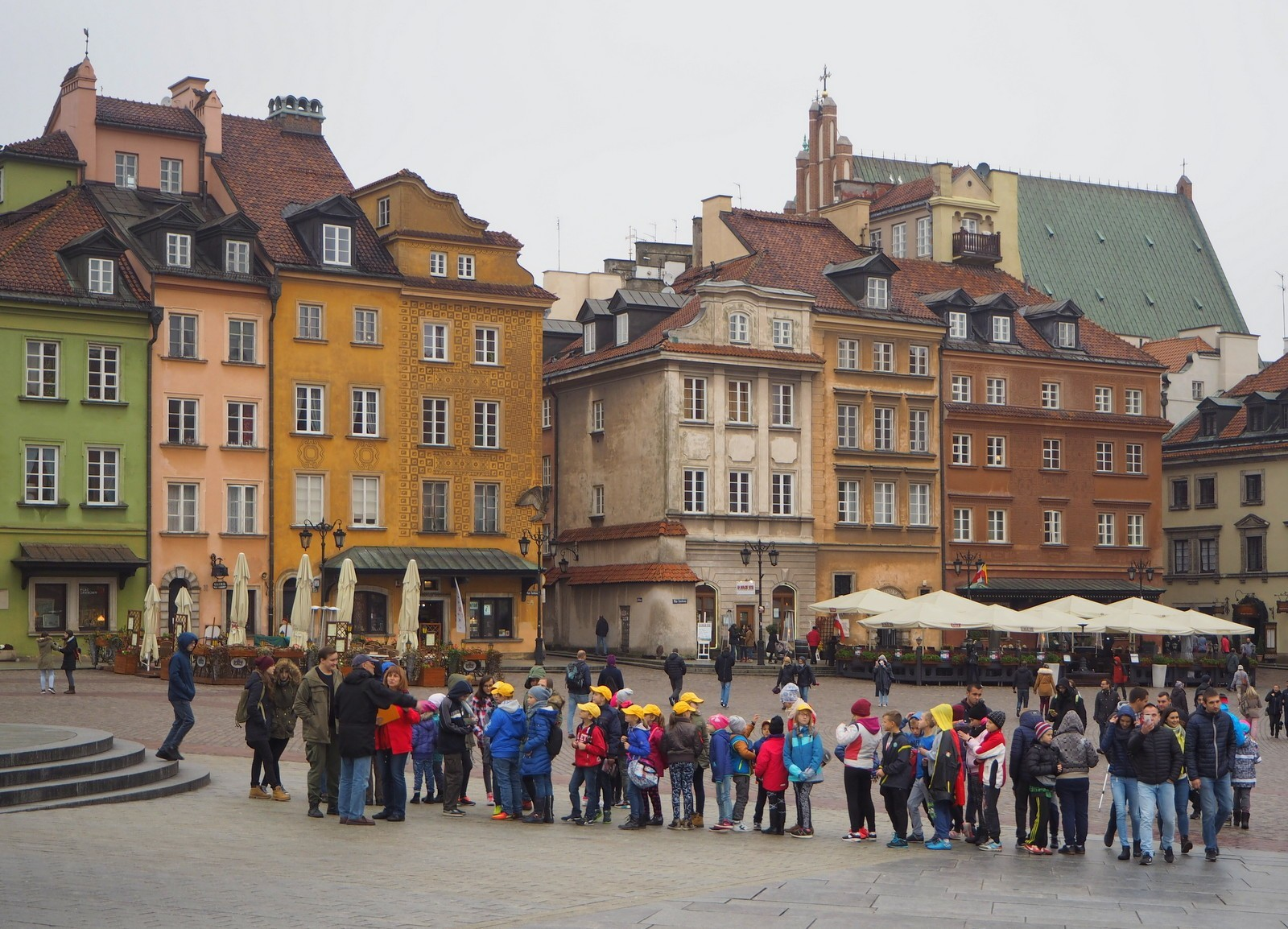 Varsova vanha kaupunki