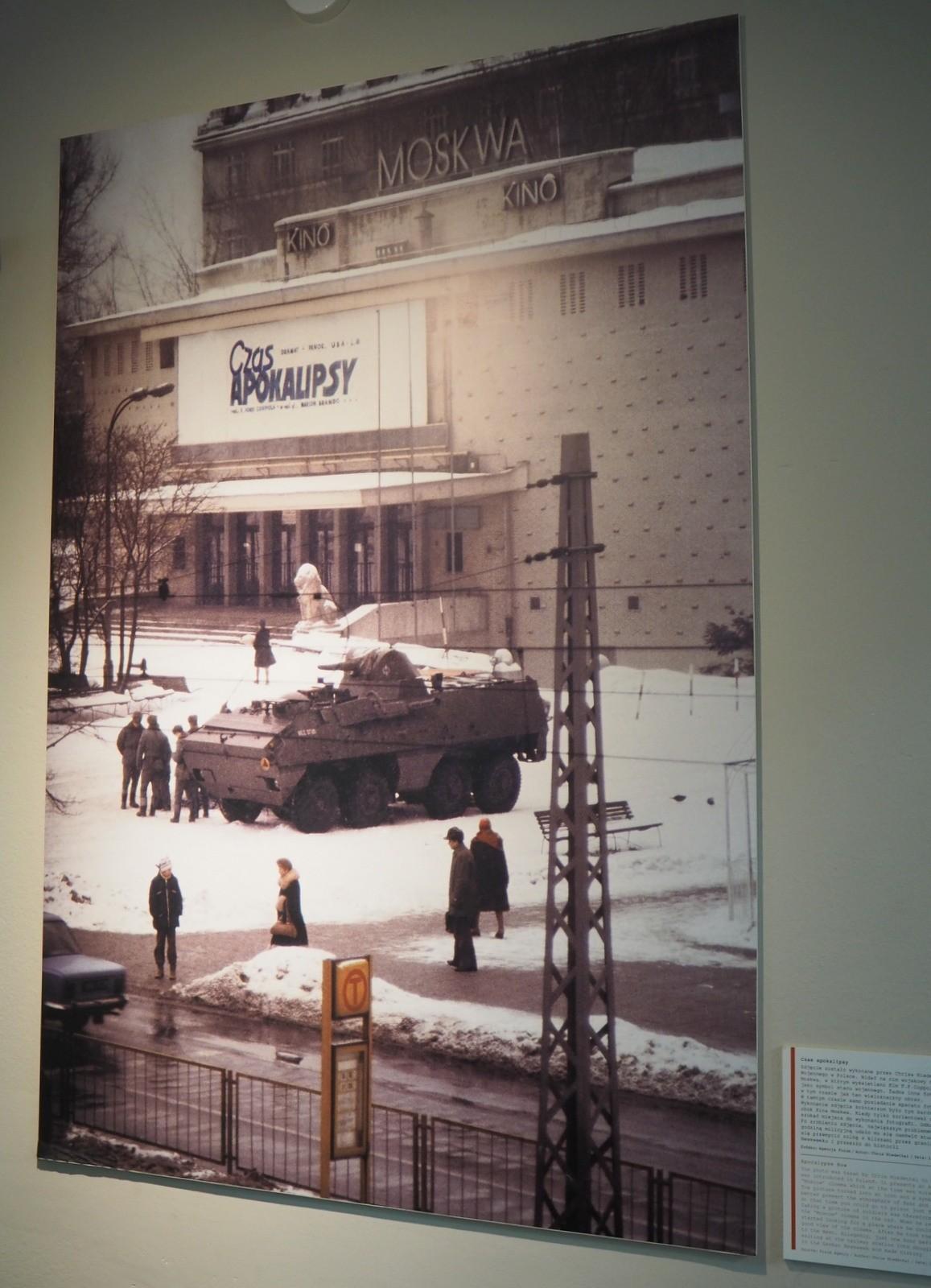 Sotatila Puolaan joulukuussa 1981