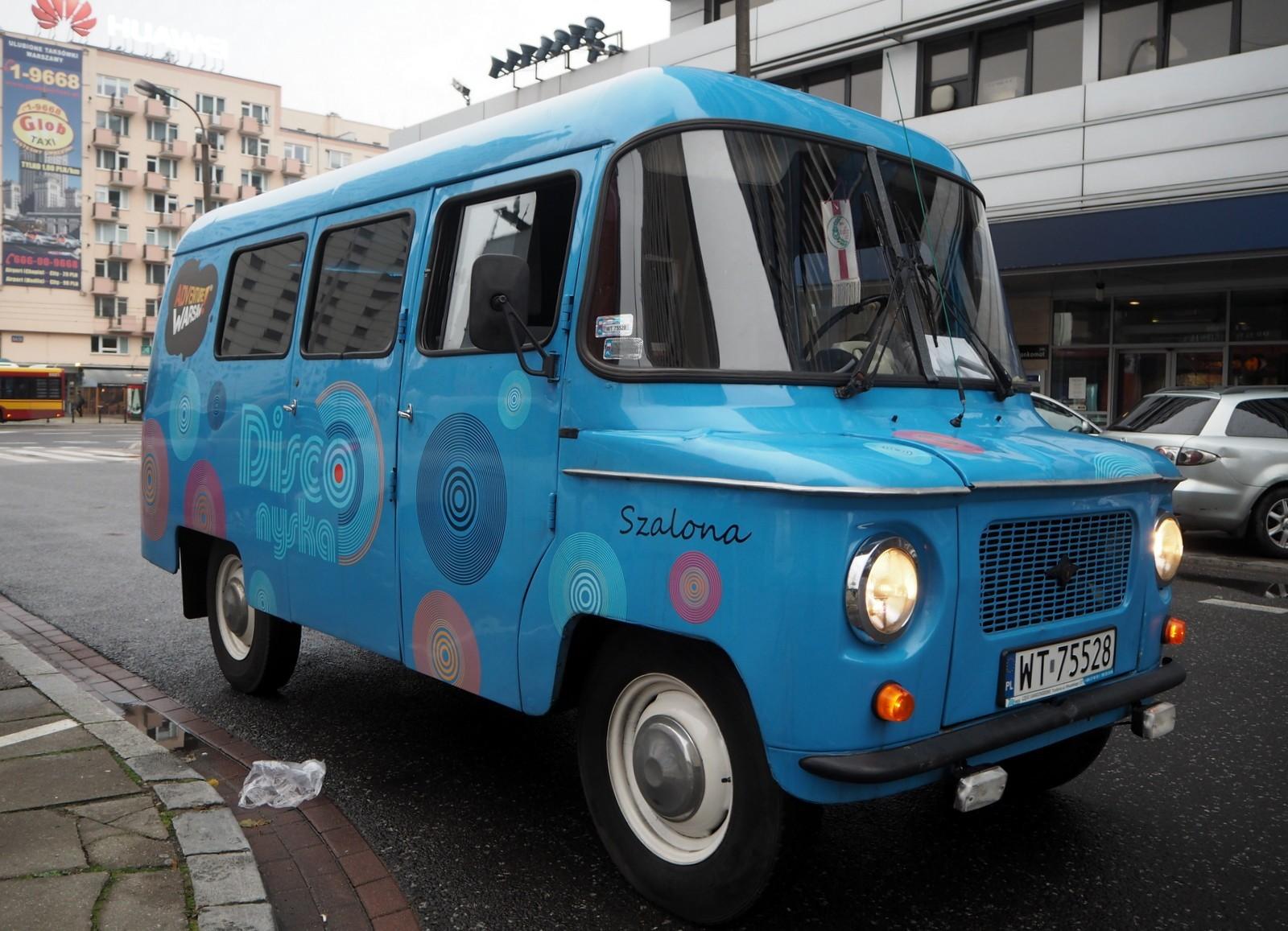 Communist Van