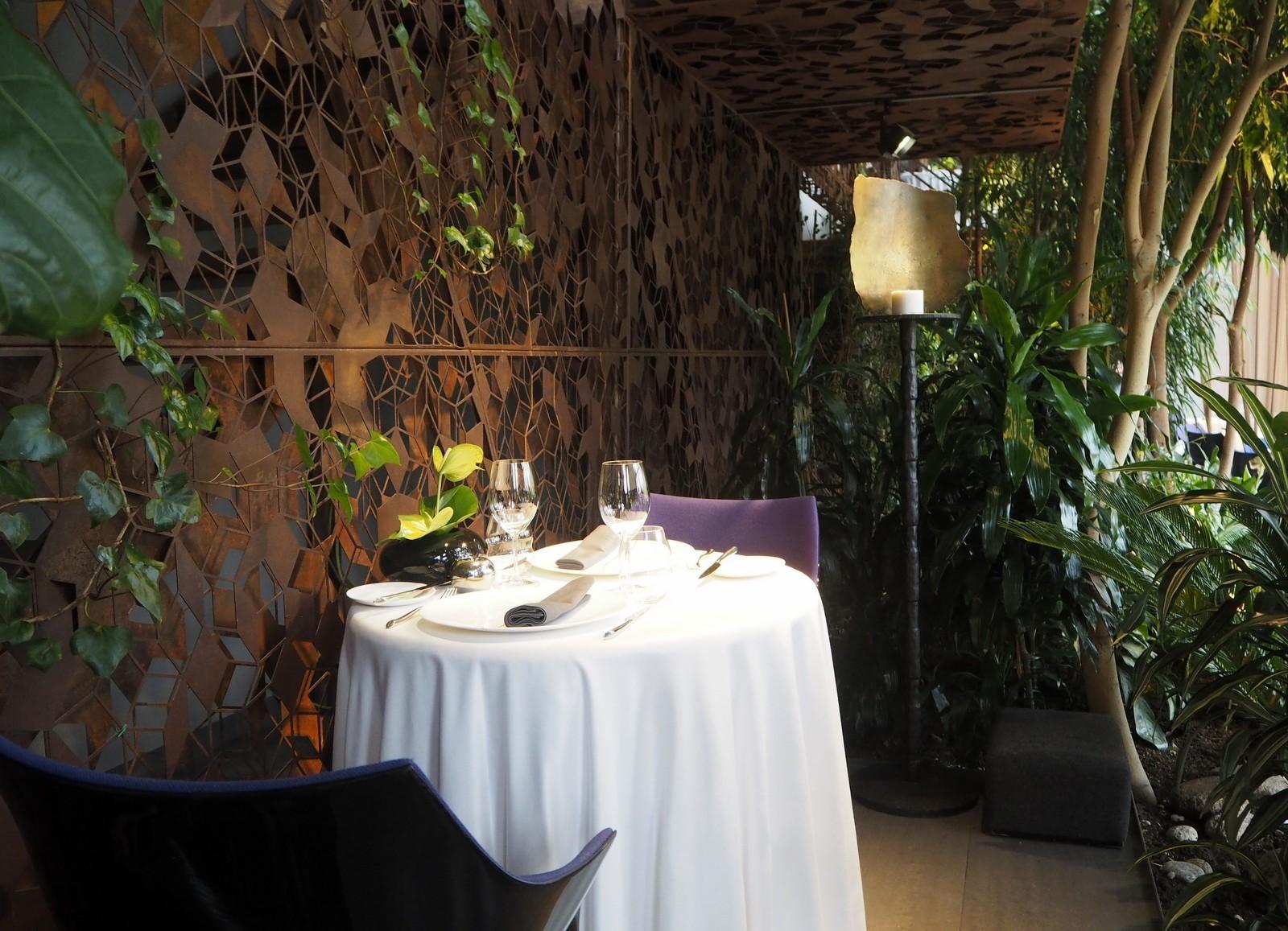 Belvedere restaurant Warsaw