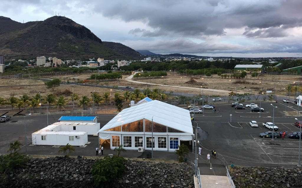 Costa neoRomantica Mauritiuksella