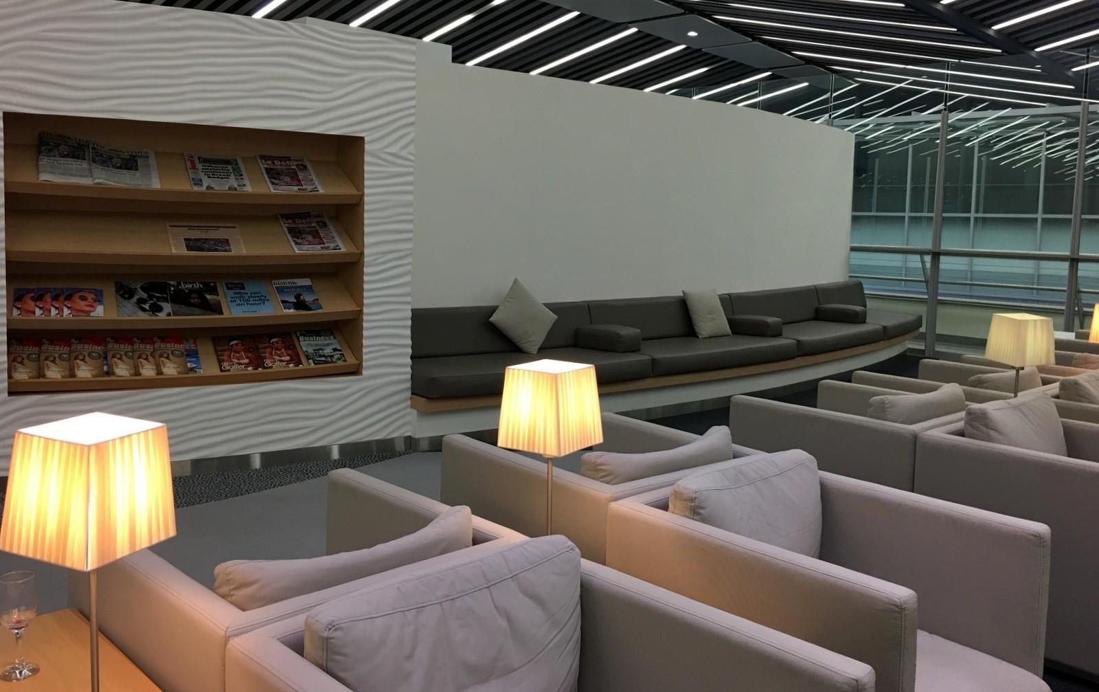 ATOL Lounge Port Louis